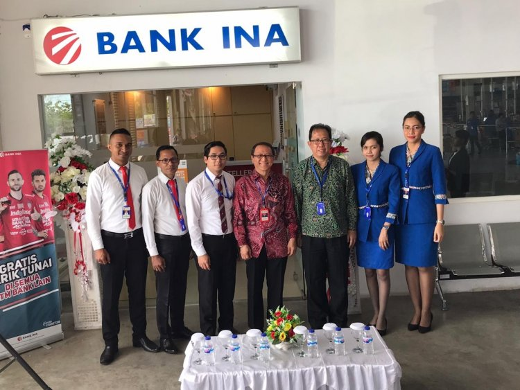 Opening of Kantor Kas at Indogrosir Ambon