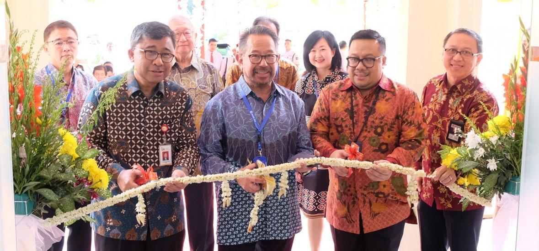 Opening of Branch Office and Kantor Kas in Medan