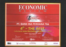 Economic Review - 4th - The Best Indonesia Sales Marketing Award - IV - 2020