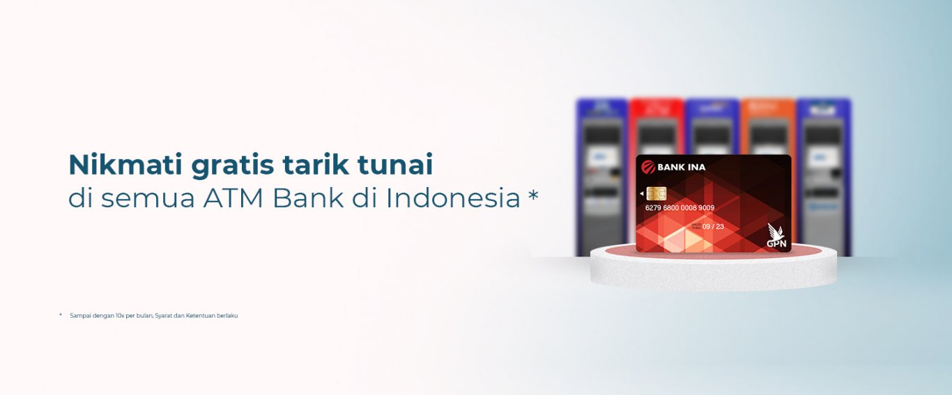 PROGRAM GRATIS TARIK TUNAI